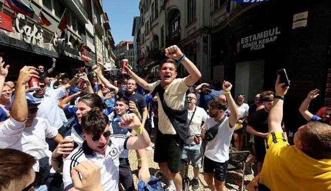 Τελικός Champions League: Πανζουρλισμός στο Πόρτο