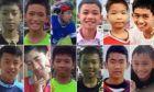 Τα 12 αγόρια από την Ταϊλάνδη
