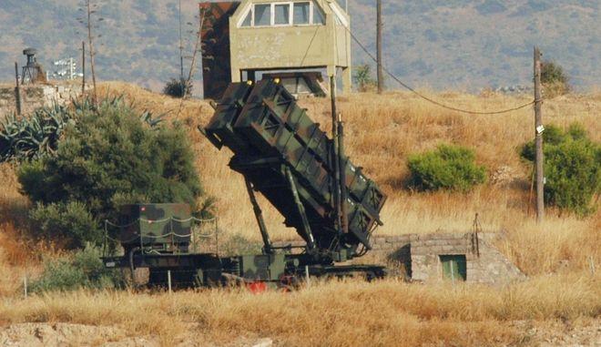 Συστοιχία πυραύλων Patriot