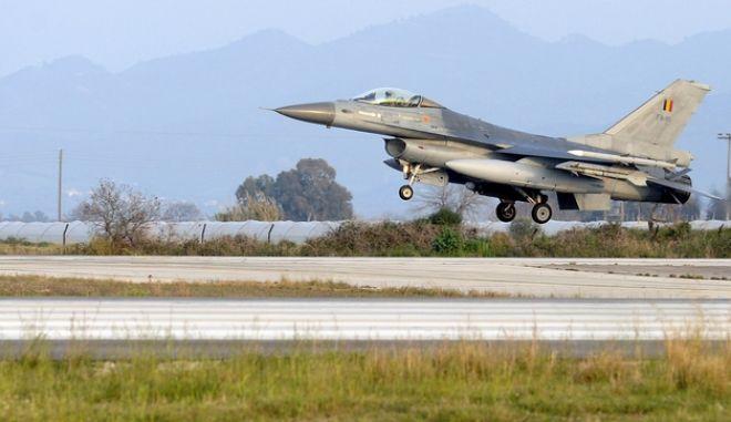Βελγικό F-16