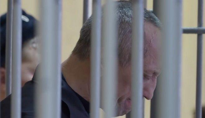 O Μιχαήλ Ποπκόφ, το 2018 όταν είχε ομολογήσει τη δολοφονία άλλων 56 γυναικών.