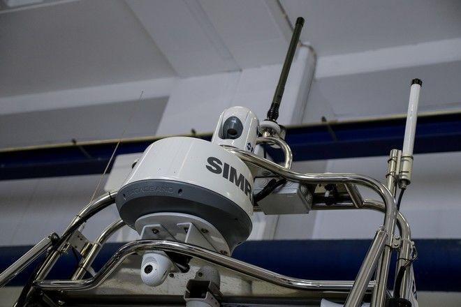 Το μη επανδρωμένο σκάφος επιφανείας θαλάσσιας έρευνας και επιτήρησης Sea Rider.