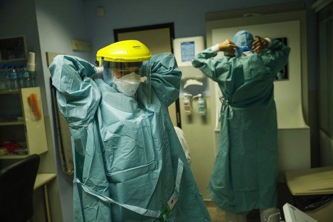 Νοσοκόμες στο Βέλγιο