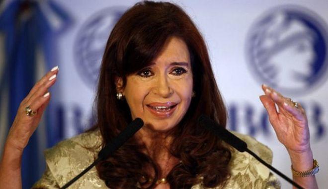 Νέο ατύχημα για την πρόεδρο της Αργεντινής