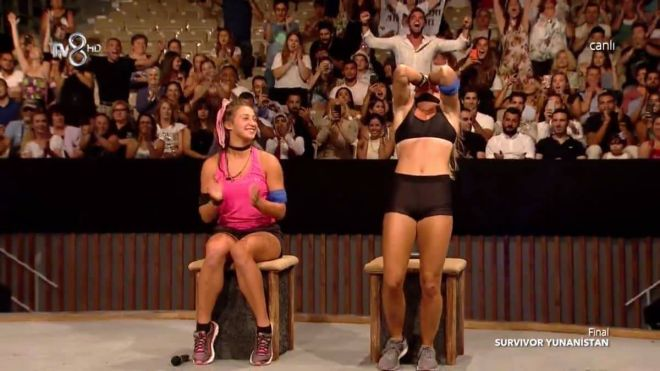 Survivor 3 - Τελικός: Η Κατερίνα Δαλάκα είναι η μεγάλη νικήτρια