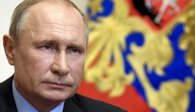 Ο Πρόεδρος της Ρωσίας, Βλαντιμίρ Πούτιν