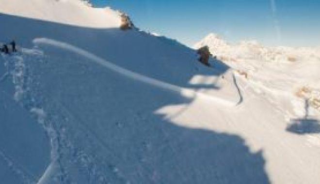 Νεκροί από πτώση χιονοστιβάδων στις ελβετικές Άλπεις
