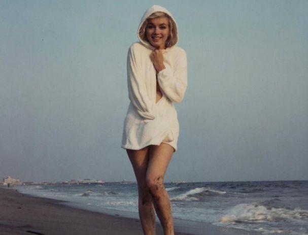 Οι τελευταίες φωτογραφίες της Μέριλιν Μονρό