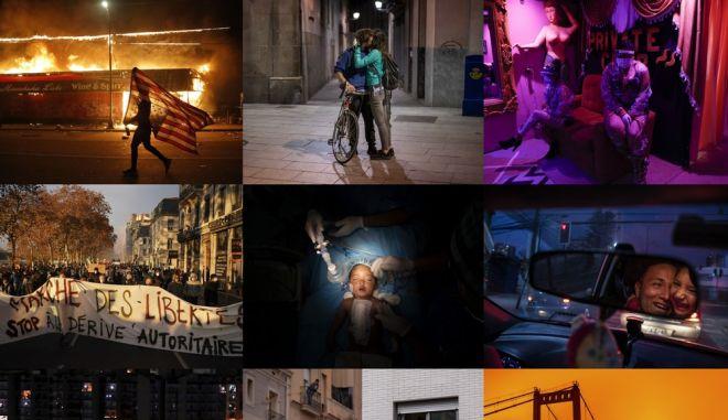 """Οι 20 εικόνες που """"σημάδεψαν"""" το -ιστορικό- 2020"""