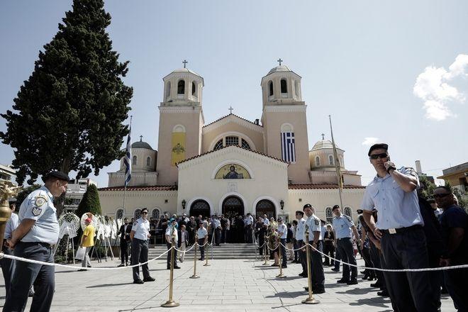 Ο Ιερό Ναό Μεταμορφώσεως του Σωτήρος στην Καλαμαριά