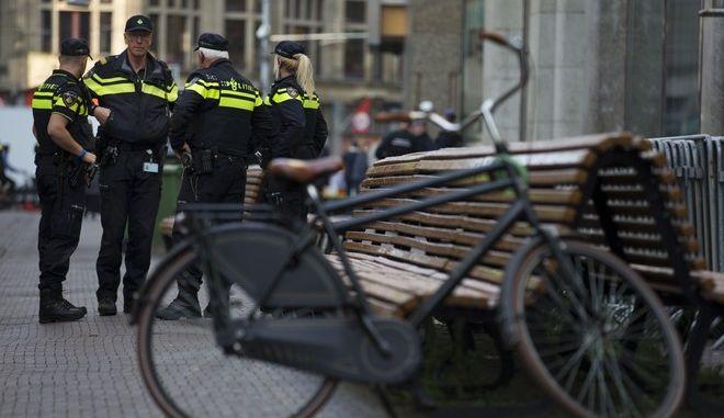 Αστυνομικοί στη Χάγη