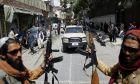 Ταλιμπάν κάνουν περιπολίες στην Καμπούλ μετά την κατάληψή της