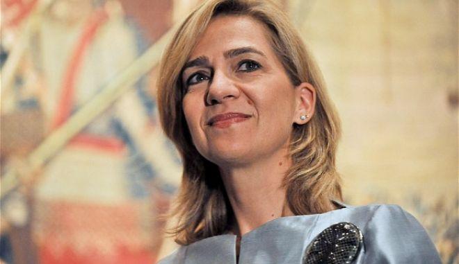 Ισπανία: Θα καταθέσει στο δικαστήριο η πριγκίπισσα Κριστίνα για τις κατηγορίες για φορολογική απάτη