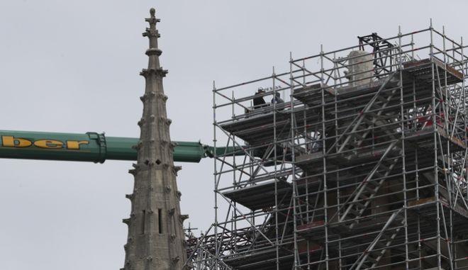 Παναγία των Παρισίων: Η αποκατάσταση δεν αλλοιώνει τα γοτθικά πρότυπα του ναού