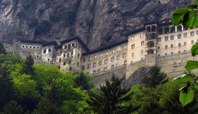 Παναγία Σουμελά: Οι Τούρκοι ανακοίνωσαν που θα έχουν πρόσβαση οι επισκέπτες
