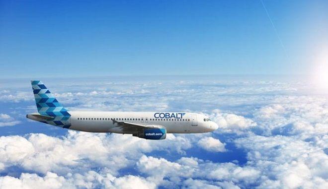 Αεροσκάφος της εταιρείας Cobalt