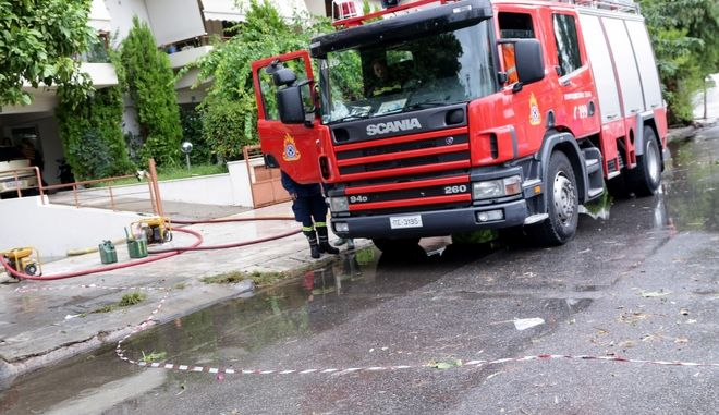Πυροσβεστική Υπηρεσία (φωτογραφία αρχείου)