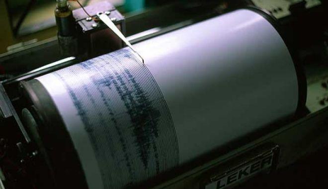 Σεισμός  (4,7 Ρίχτερ) αισθητός και στην Αττική