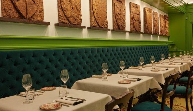 Το εστιατόριο του οίκου στο Gucci Garden της Φλωρεντίας