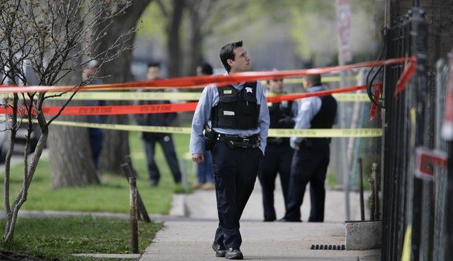 Αστυνομικός στο Σικάγο (φωτογραφία αρχείου)