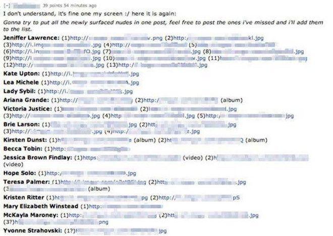 Fappening: Βρήκαν τον χάκερ που 'έγδυσε' την Jennifer Lawrence και την Kate Upton