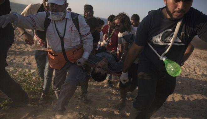Νέες ταραχές στη Γάζα
