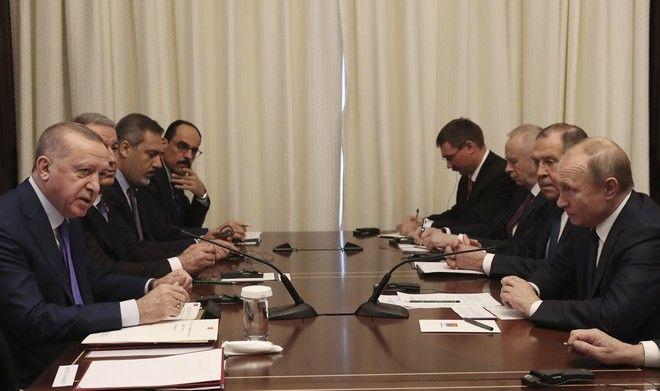 Σύσκεψη στη Λιβύη