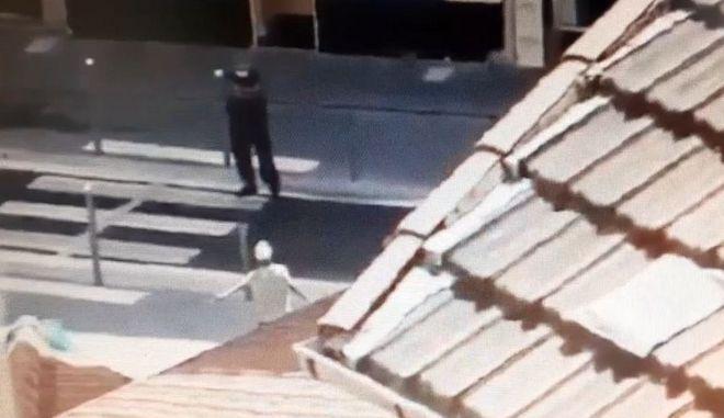 Γαλλία: Η στιγμή της σύλληψης του μακελάρη στη Νίκαια