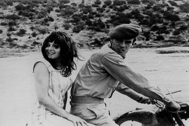 Μηχανή του χρόνου: Η ιστορία της κινηματογραφικής 'Ευδοκίας'. Άφησε την καριέρα της για τον έρωτα