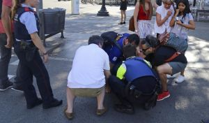 Π.Σωτηρόπουλος: Γερμανικής καταγωγής, σύζυγος Έλληνα, μεταξύ των τραυματιών
