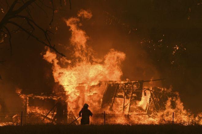 Οι καταστροφικές πυρκαγιές στην Αυστραλία