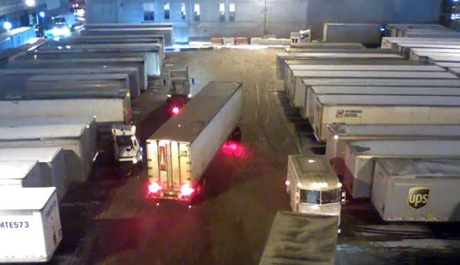 Βίντεο: Tetris με φορτηγά