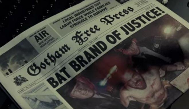 «Batman v Superman»: Γιατί πλακώνονται τ' αγόρια; Δείτε το βίντεο που τα εξηγεί όλα