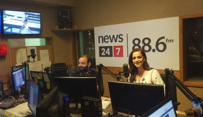 News 24/7 στους 88,6: Η Ραλλία Χρηστίδου απαντά ζωντανά στους ακροατές