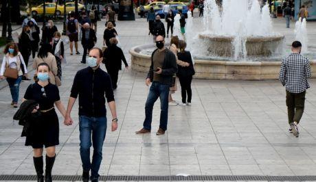 Κορονοϊός: 1712 νέα κρούσματα σήμερα στην Ελλάδα - 27 νεκροί και 357 διασωληνωμένοι