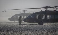 Αμερικανικά ελικόπτερα σε εδάφη της Συρίας