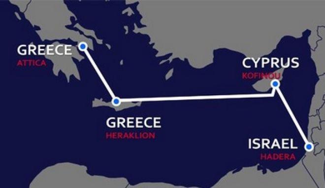 Ο EuroAsia Interconnector που θα συνδέει ενεργειακά Κύπρο-Ισραήλ-Ελλάδα