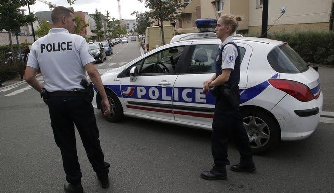 Άνδρες της αστυνομίας στη γαλλική πρωτεύουσα (φωτό αρχείου)