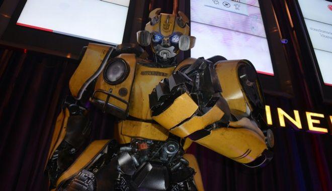 Robogamis: Οι πραγματικοί διάδοχοι των Terminators και των Transformers