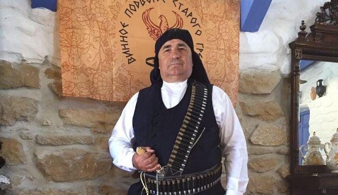 O Βαλέριος Ασλανίδης, πρώτος Έλληνας που δοκίμασε το ρωσικό εμβόλιο κατά του νέου κορονοϊού