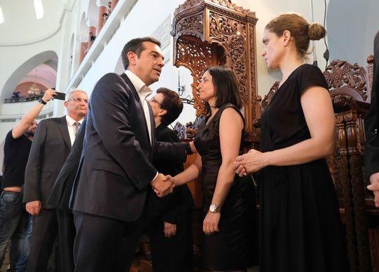 Επίσκεψη του Πρωθυπουργού Αλέξη Τσίπρα στην κύπρο, την Τρίτη 25 Ιουνίου 2019.