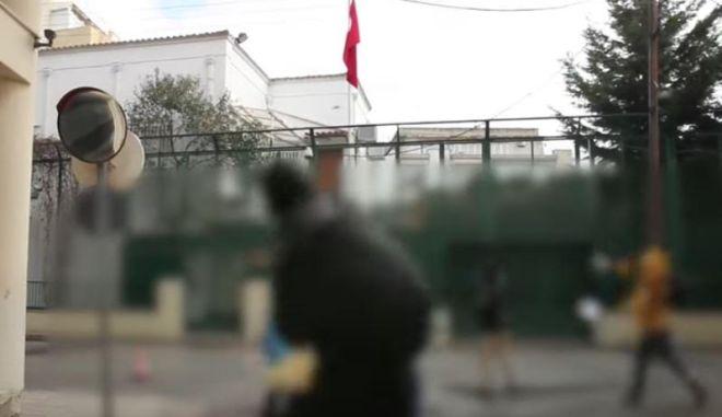 Ο 'Ρουβίκωνας' ανέλαβε την ευθύνη για την επίθεση στο τουρκικό προξενείο της Κομοτηνής