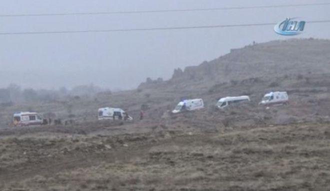 Καππαδοκία: Τραυματίες από πτώση αερόστατων