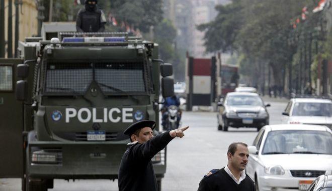 Αιγύπτιοι αστυνομικοί