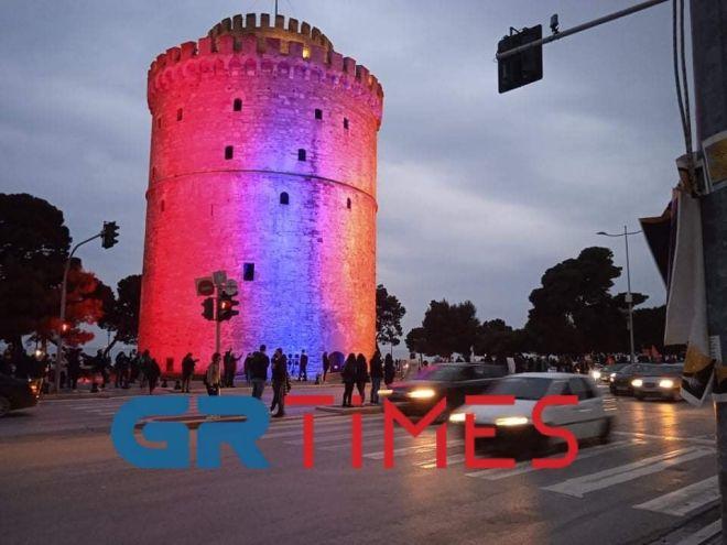 Θεσσαλονίκη: Ο Λευκός Πύργος