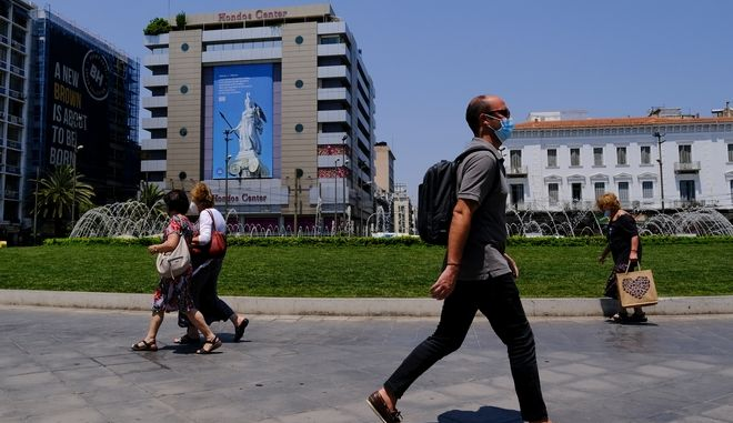 Κορονοϊός: 1607 νέα κρούσματα σήμερα στην Αττική