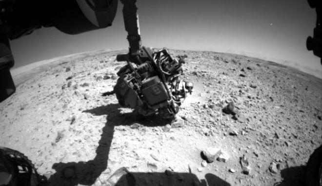 Βίντεο: Το Curiosity εντόπισε UFΟ στον Άρη;