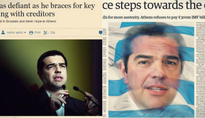 Guardian -  FT: Η Ελλάδα κάνει βήματα προς την έξοδο