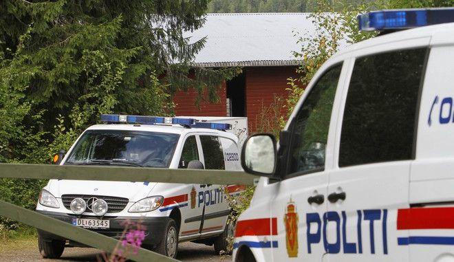 Δυνάμεις της αστυνομίας της Νορβηγίας