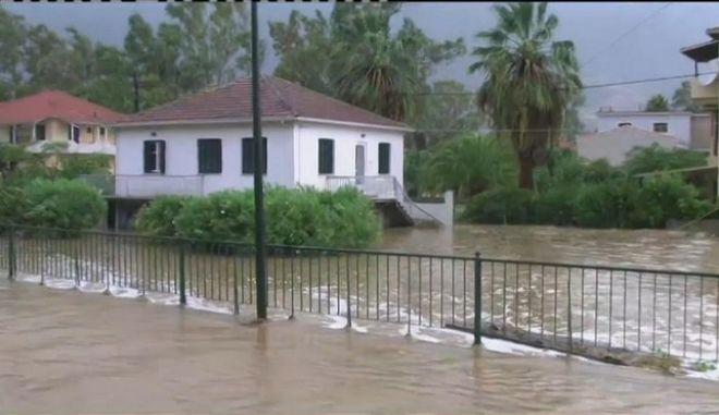 Ιανός: Σε κατάσταση έκτακτης ανάγκης οι πληγείσες περιοχές σε Λευκάδα, Καρδίτσα, Φθιώτιδα